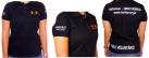 Loja Morhan - Camiseta Baby Look Polo Preta