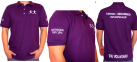 Loja Morhan - Camiseta Polo Roxa