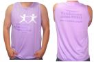 Loja Morhan - Camiseta Regata Lilás