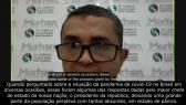 Morhan expõe irresponsabilidade do governo Bolsonaro com a pandemia em evento associado à Convenção sobre os Direitos da Pessoa com Deficiência da ONU