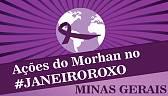 Janeiro Roxo - Em Minas Gerais, Morhan movimenta Betim e Uberlândia para enfrentar a hanseníase e o preconceito