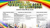 Região do Cariri será colorida pela diversidade em ação no Crato dia 4 de julho