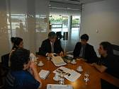 Reunião na Casa Civil