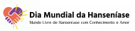 Marca Global Dia Mundial da Hanseníase (português) versão 2