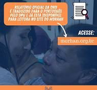 Relatório especial da ONU tradução oficial em português (pela DPU)
