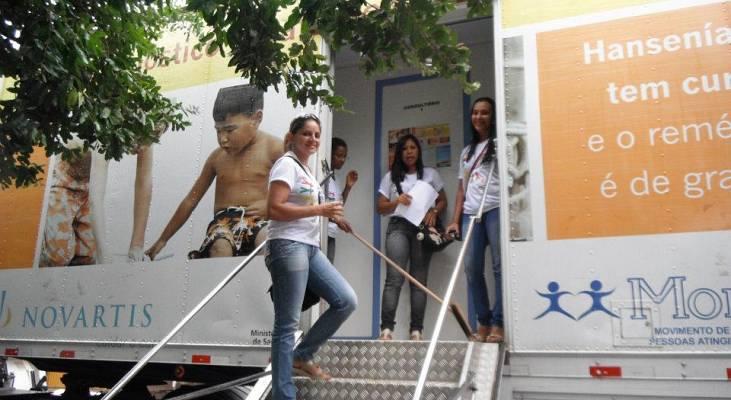 Carreta da Saúde encerra suas atividades em Tocantins