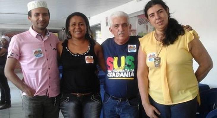 Morhan eleito para a Mesa diretora do Conselho Esadual de Saúde do Piauí