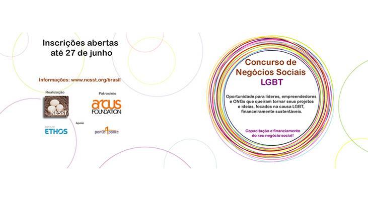 Oportunidade inédita para empreendedores e organizações LGBT