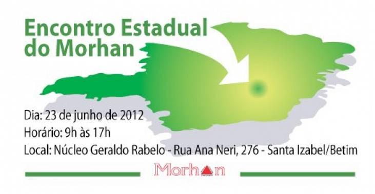 Encontro Estadual do Morhan de Minas Gerais