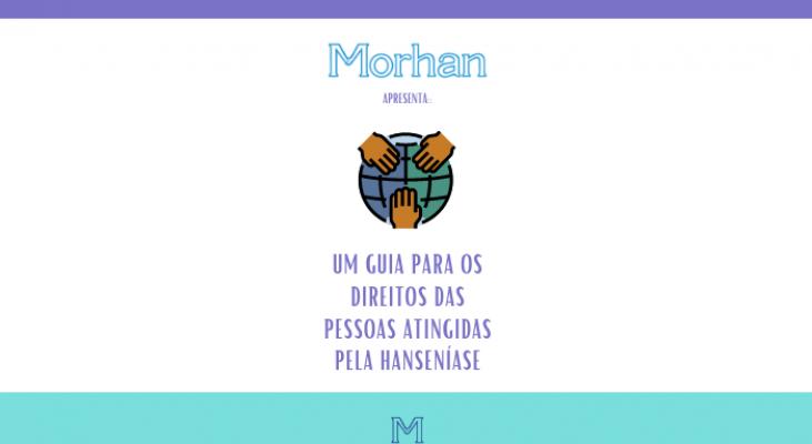 Morhan lança cartilha que é um guia para os direitos das pessoas atingidas pela hanseníase