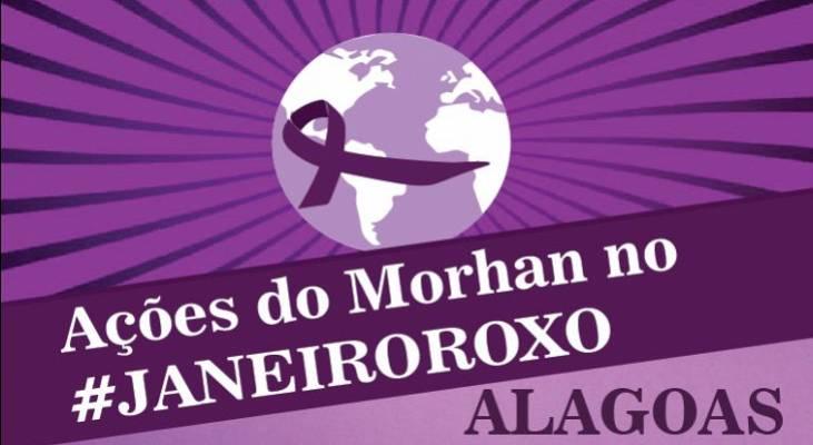 Janeiro Roxo - Mobilização contra a hanseníase em Alagoas terá I Seminário Estadual para controle da doença