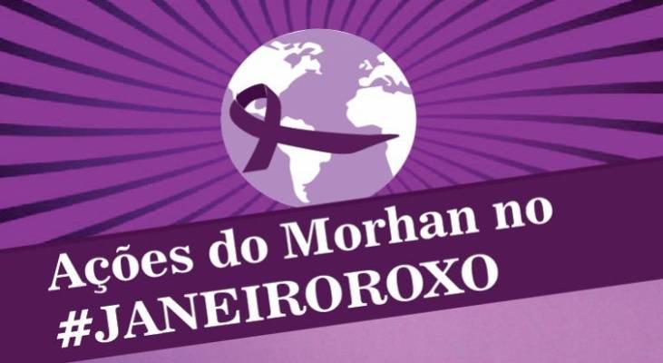 No mês de luta contra a hanseníase, o Morhan movimenta o país com ações em diversas regiões, confira!