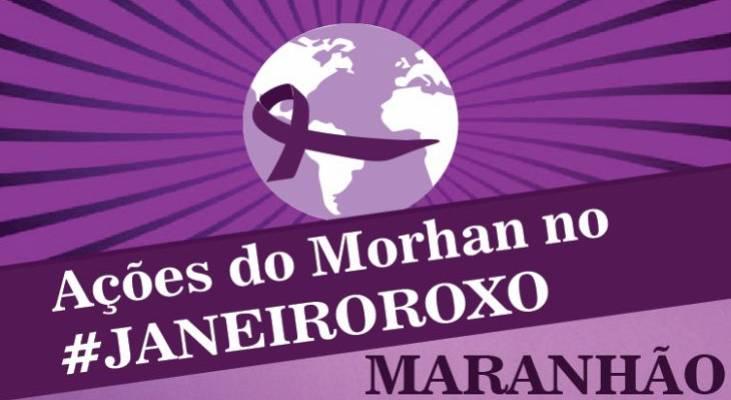 Janeiro Roxo - Ações em Timon (MA) mobilizam a população para enfrentar a hanseníase