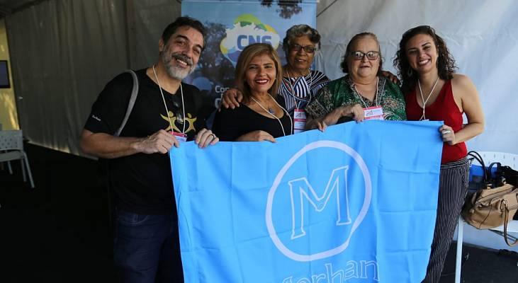 Em defesa de direitos sociais e contra os ataques ao SUS, Morhan participa de Congresso Brasileiro de Saúde Coletiva