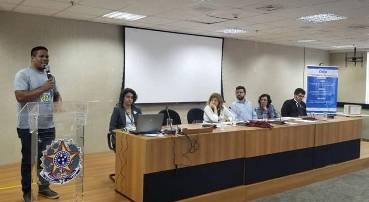 Morhan renova representação no Conselho Nacional dos Direitos da Pessoa Idosa