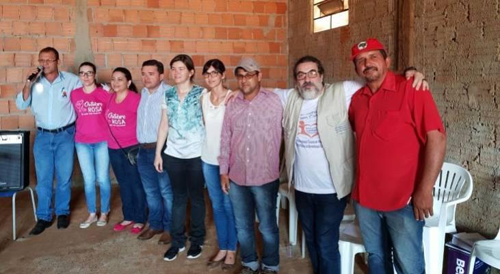 Ação em Campo Verde/MT mobiliza assentamentos rurais contra a hanseníase