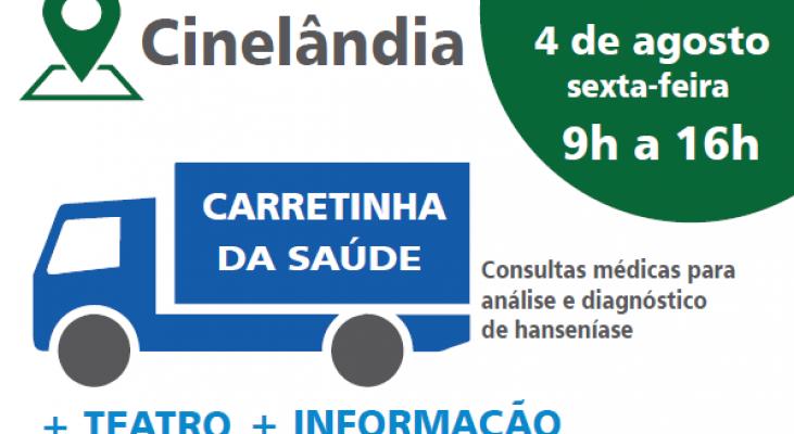 Rio de Janeiro: Ações conjuntas de combate à hanseníase chamam atenção para a doença no estado