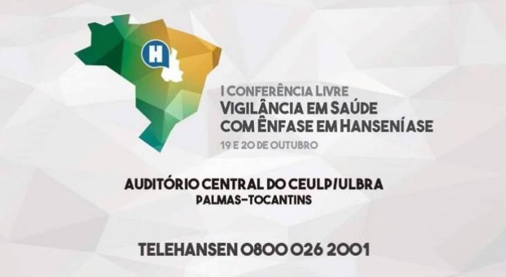 1ª Conferência Nacional Livre sobre Hanseníase está com inscrições abertas
