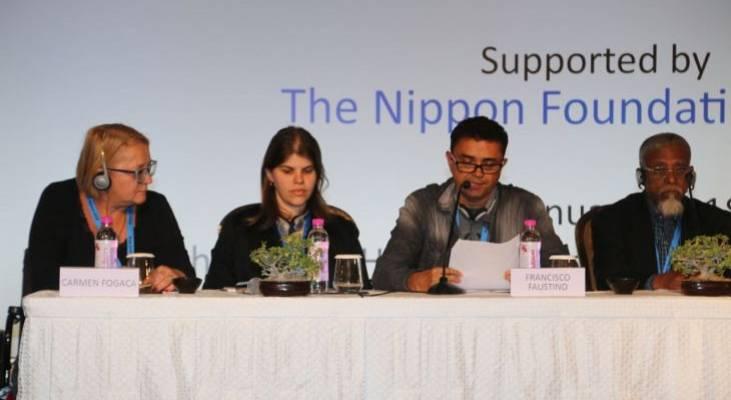 Morhan representa o Brasil no Apelo Global pela Eliminação do preconceito contra as pessoas atingidas pela hanseníase