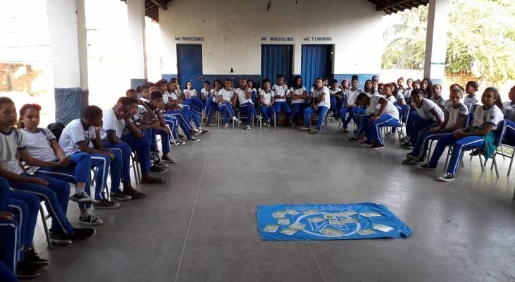 Morhan Piauí lança concurso de redação sobre hanseníase