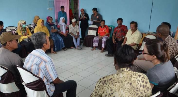 Morhan participa de oficina sobre ações comunitárias de inclusão social na Indonésia