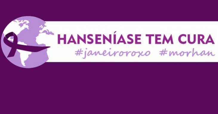 Janeiro Roxo: Mobilização mundial chama a atenção para a hanseníase, saiba mais!