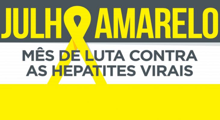 Dia Mundial de Luta Contra as Hepatites Virais tem grande ação conjunta no Rio de Janeiro