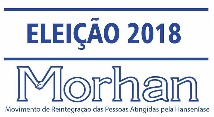 Convocação de Assembléia Geral Ordinária para Eleição da Coordenação Nacional do MORHAN – Novembro de 2018.