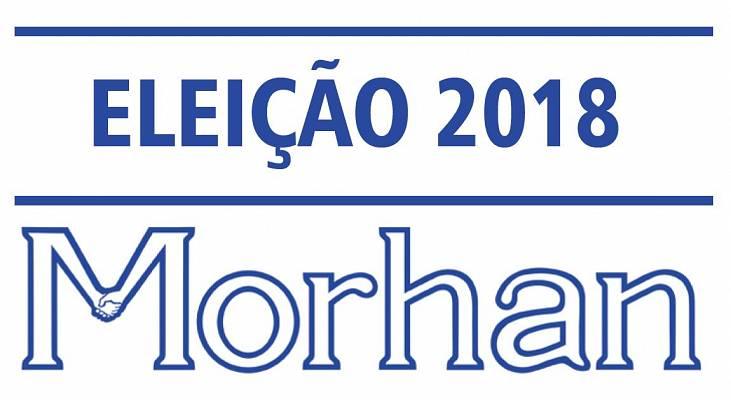 VOLUNTÁRIO/A DO MORHAN: Cadastre-se para participar do processo eleitoral! Prazo até 7 de novembro