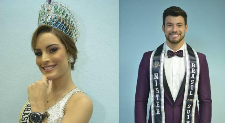 Concurso Miss e Mister Brasil Mundo coroa os mais novos embaixadores da causa das pessoas atingidas pela hanseníase no país