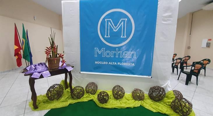 Em Alta Floresta, Morhan Nacional prestigia inauguração de impressora 3D em sapataria
