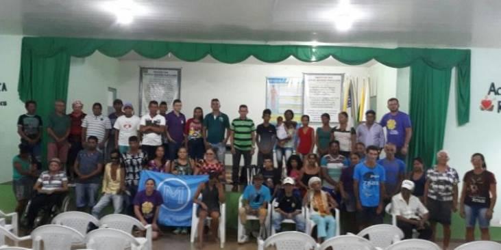 Morhan realiza encontro no interior do Amazonas para articular mobilização de enfrentamento à hanseníase