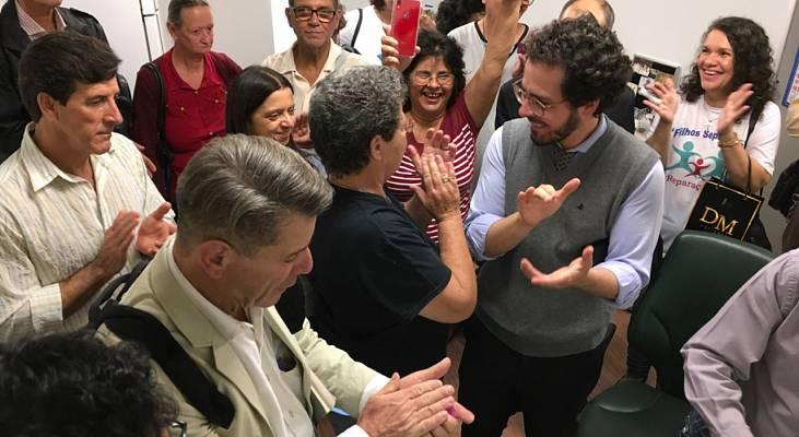 Em São Paulo, deputada Leci Brandão protocola projeto de lei para reparação aos filhos e filhas separados pelo isolamento da hanseníase
