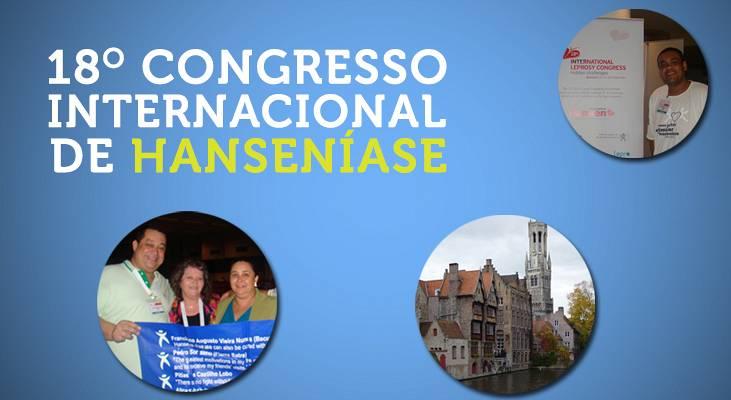 18? Congresso Internacional de Hanseníase em Bruxelas