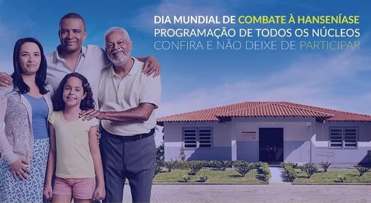 Programação Dia Mundial de Combate à Hanseníase 2016