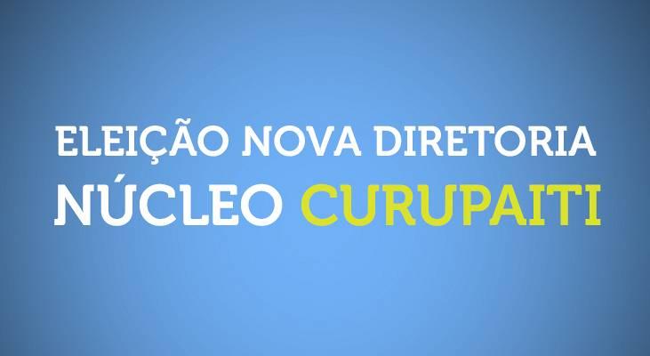 Nova Diretoria Núcleo Curuipati-RJ