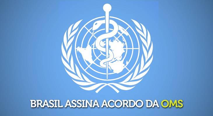 """BRASIL ASSINA ACORDO DA OMS PARA """"UM MUNDO SEM HANSENÍASE"""""""