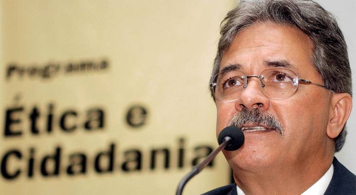 Carta de apoi oao deputado Nilmário Miranda
