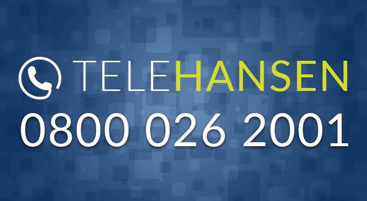 TELEHANSEN - 0800-026-2001