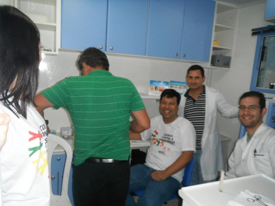 V SEMINÁRIO TOCANTINENSE DE HANSENÍASE - AÇOES