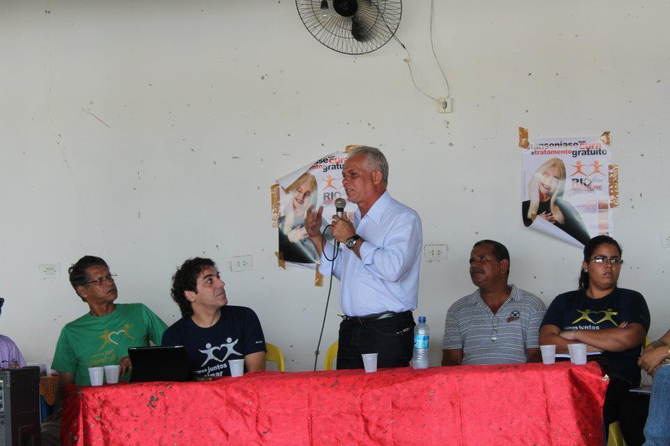 Atividades em Pernambuco - 21.05.2012