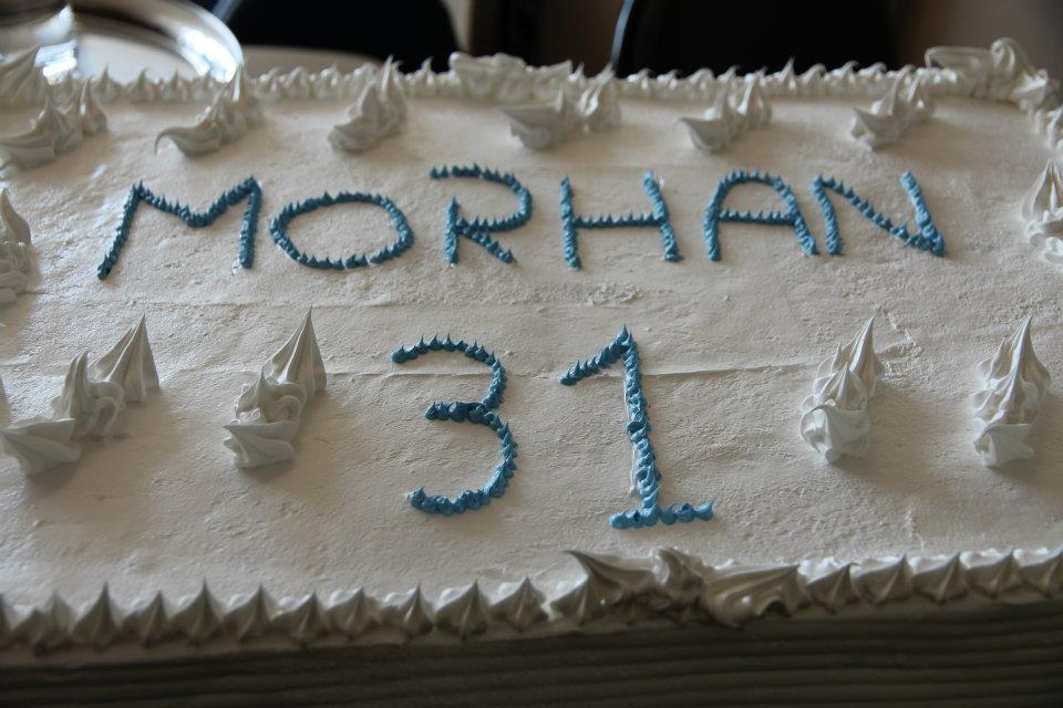Morhan completa 31 anos