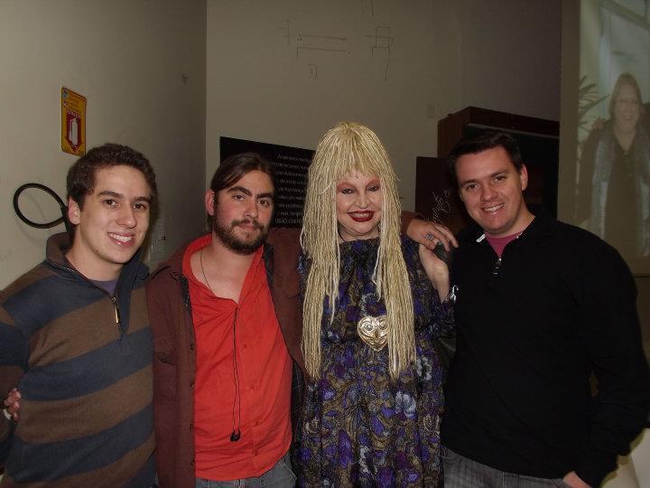 ELKE MARAVILHA NO PARANÁ - 22.09.2011