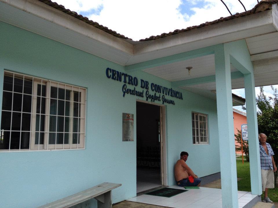 REUNIÃO HOSPITAL SANTA TERESA SC
