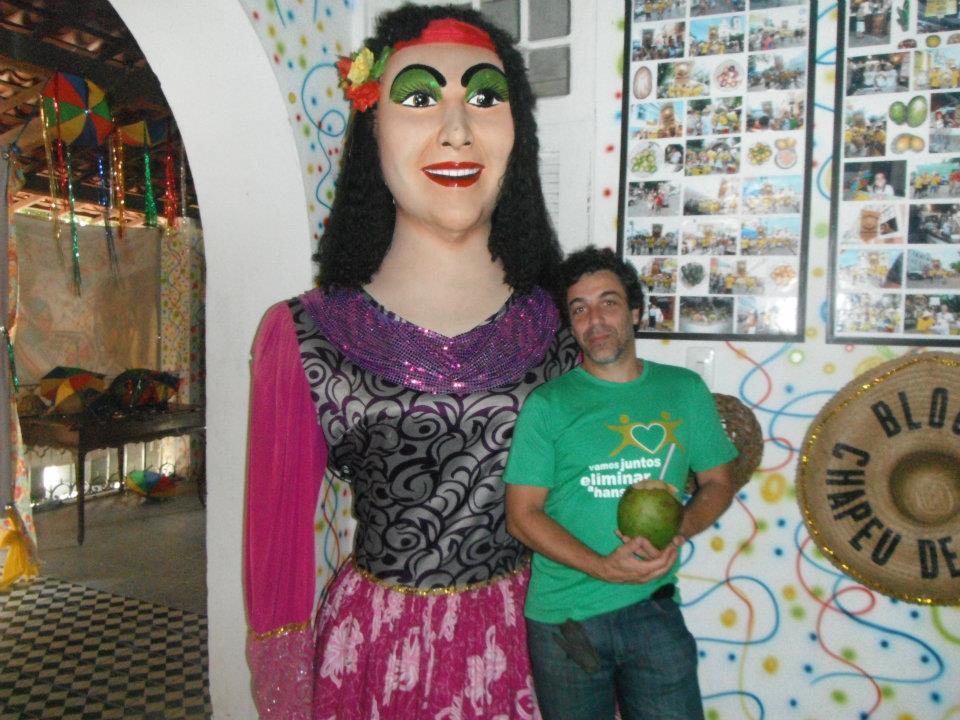 SEMINÁRIO DO MORHAN E ENFERMAGEM UFPE 19.10.2011