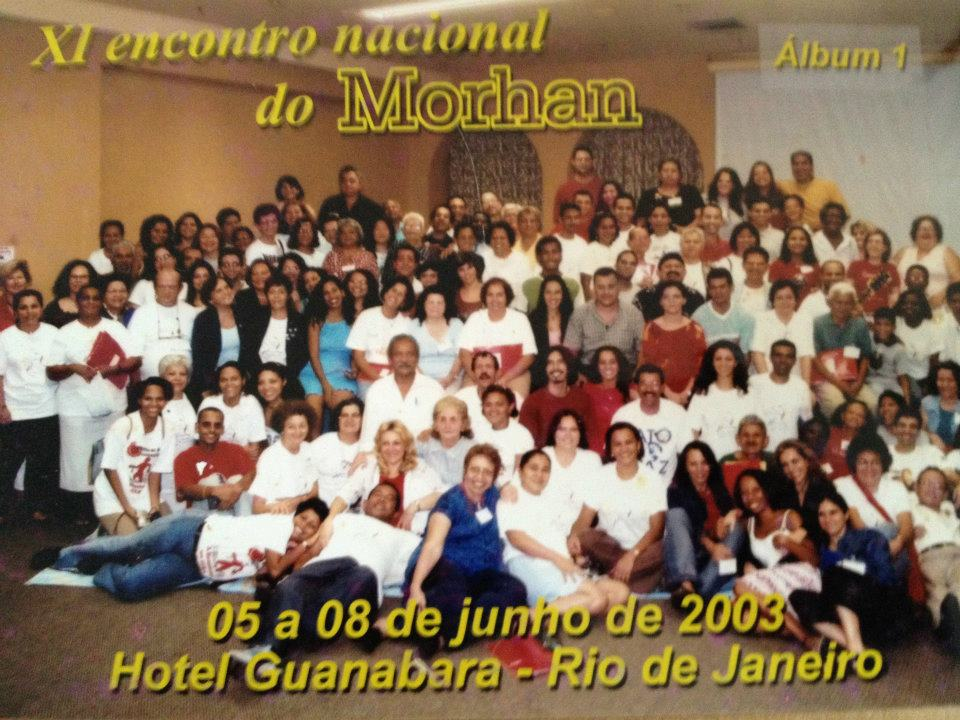 XI ENCONTRO NACIONAL DO MORHAN - 2003
