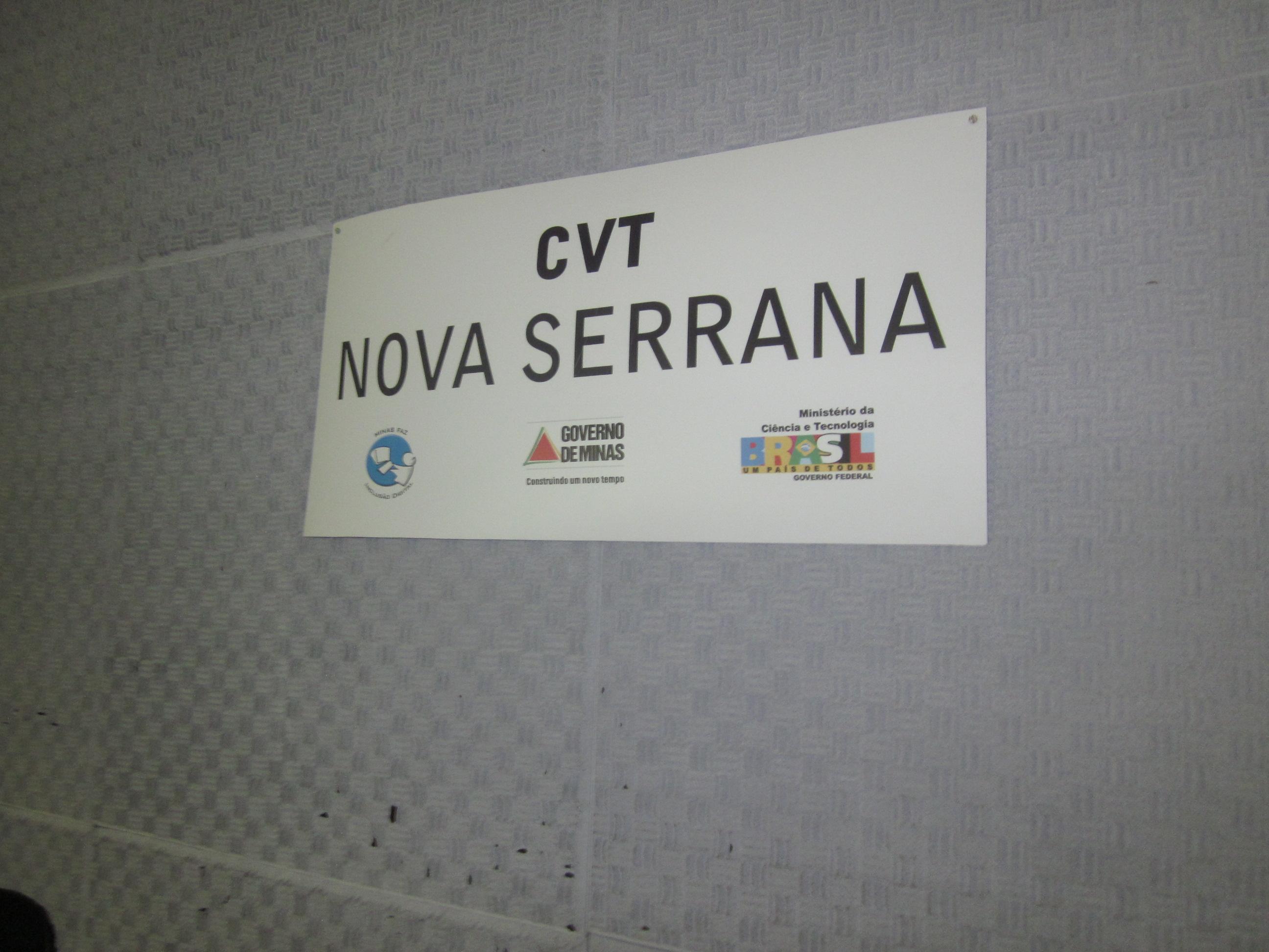 OFICINA EM NOVA SERRANA/MG (08/07/12)