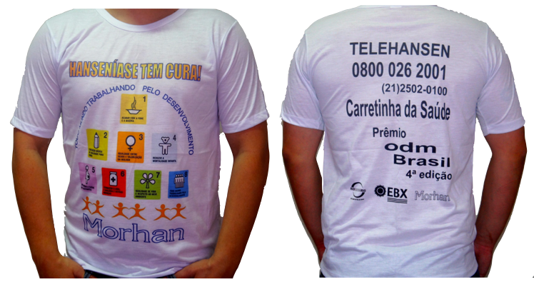 Camiseta Morhan ODM