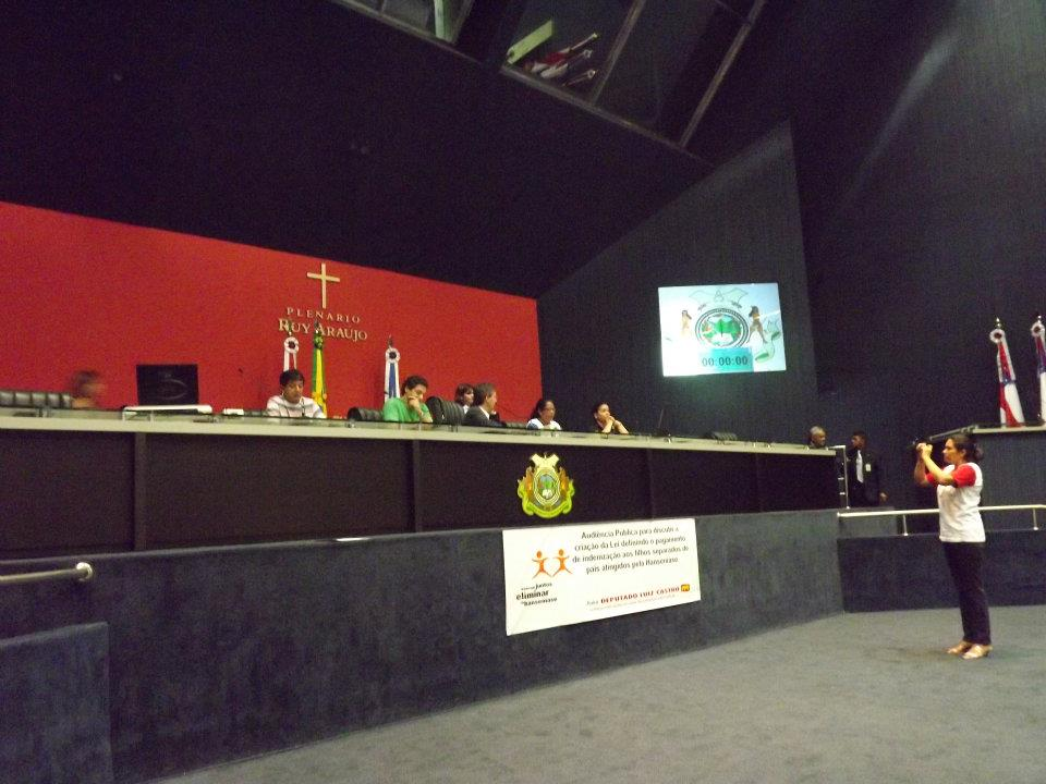 ALEAM - UEA MORHAN AMAZONAS 10.10.2011