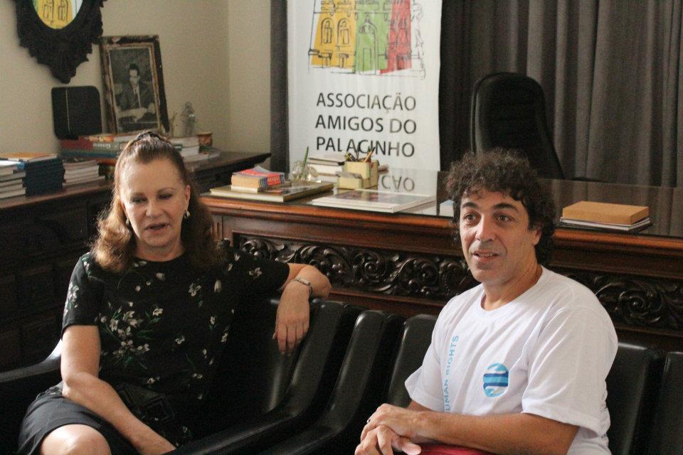 REUNIÃO NO PALÁCIO DO GOVERNO